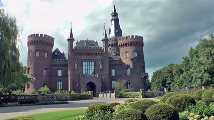Schloss Moyland - Bedburg-Hau - Kleve - Deutschland