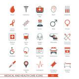 Medical Icons Set 01
