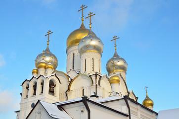 Собор рождества пресвятой богородицы в Зачатьевском монастыре