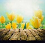 Fototapety Spring design
