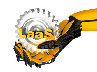 LaaS - Location as a service