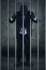 Corrupt businessman in jail