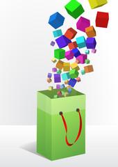 cubes shopper
