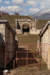 Alba Fucens, Ancient Roman Amphitheater