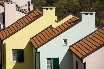 Casette colorate