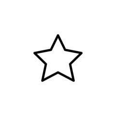 Mute Notification Trendy Thin Line Icon