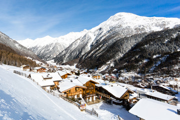 Ski resort Soelden