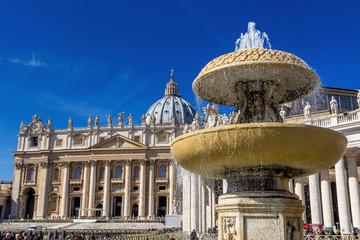 Italien, Rom, Petersdom