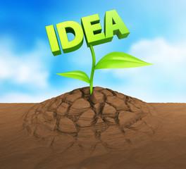 Ideen Wachstum