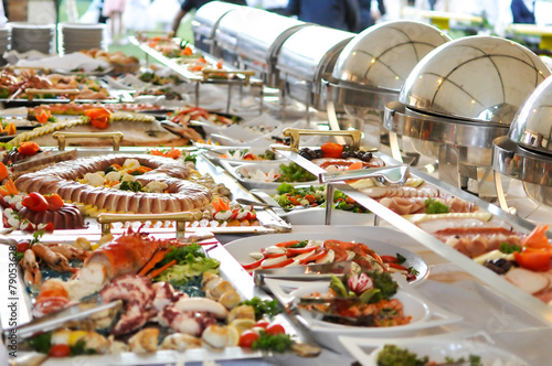 Catering food - 79053628