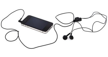 Smart phone and headset