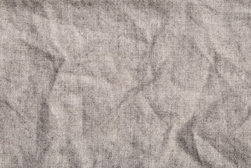 background of natural linen textile