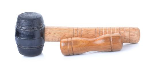 hammer isolated on white background