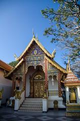 Tempio a Doi Suthep - Chang mai - Thailand