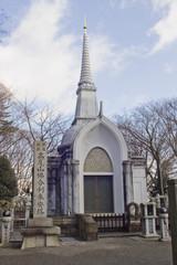 高尾山・仏舎利塔