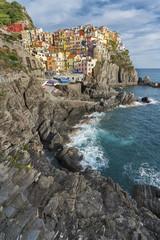 Manarola village, Cinque Terre , Liguria, Italy