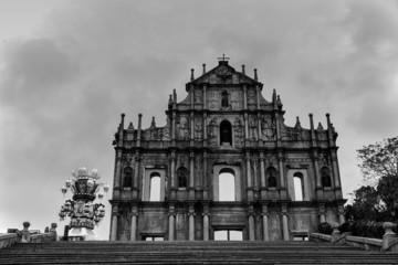 St Paul Church in Macao