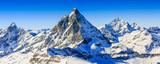 Matterhorn, Swiss Alps - panorama - 79064861