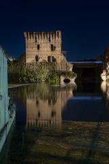 Castello Scaligero, Borghetto sul Mincio