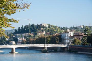 Fiume Adige- Verona