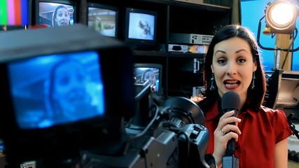 TV presenter latest news