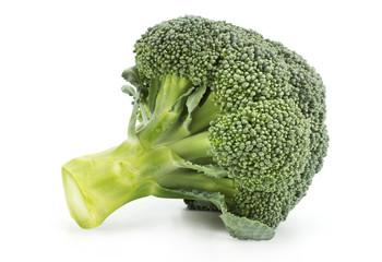 Broccoli cabbage close up