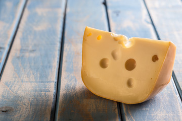 Cheese chunk