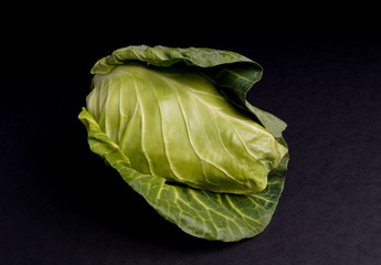 Healthy Fresh Spring Cabbage
