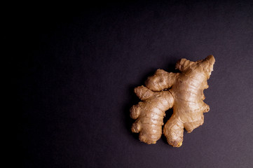 Fresh healthy ginger Root