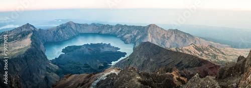 Vulkan Rinjani Indonesien