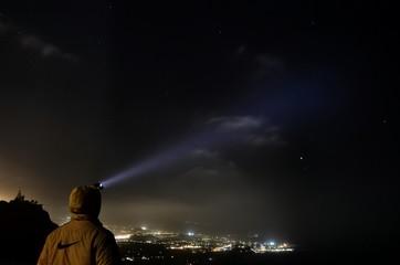 Cielo nocturno 2