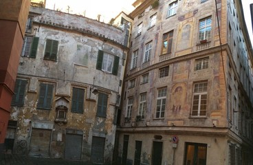 Genova Piazza Valoria