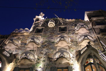 Barcellona Casa Battlò.