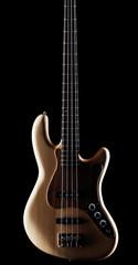 bass guitar shape
