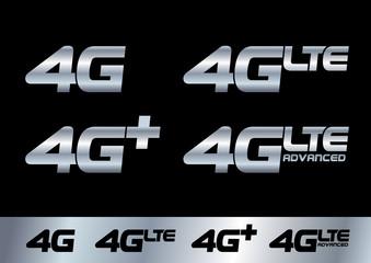 4G Logos