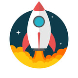 Rocket launch - 79085813