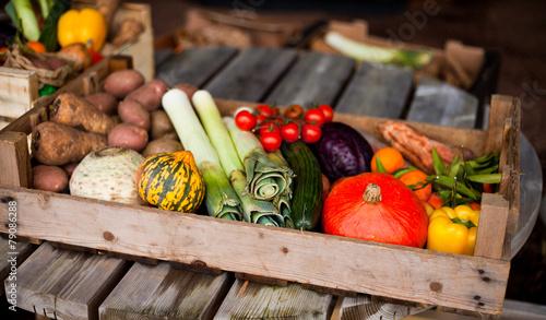 Aluminium Groenten vegetable