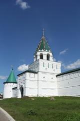 Watchtower Ipatiev Monastery Kostroma Russia
