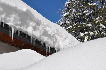 Pinnacoli di ghiaccio