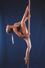 Girl on the pole