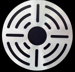 metal target