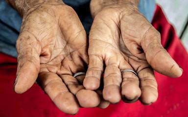 manos campesino