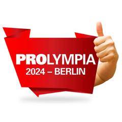 Prolympia 2024 – Berlin