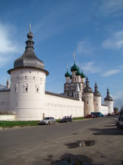 Russian medieval fortress