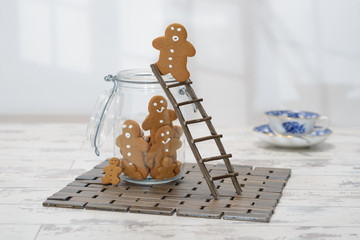 Gingerbread Ladder