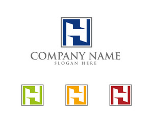 H Letter Logotype 1