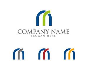 NR Letter Logotype 1