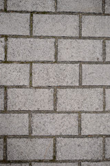 grey pavement floor
