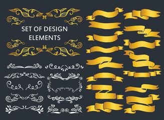Hand-drawn elements