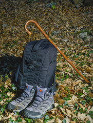 randonnée chaussure